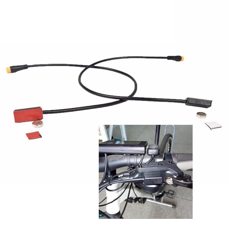 For Bafang BBS01 BBS02 Brake sensors Cable tie Magnet Motor Hydraulic Useful