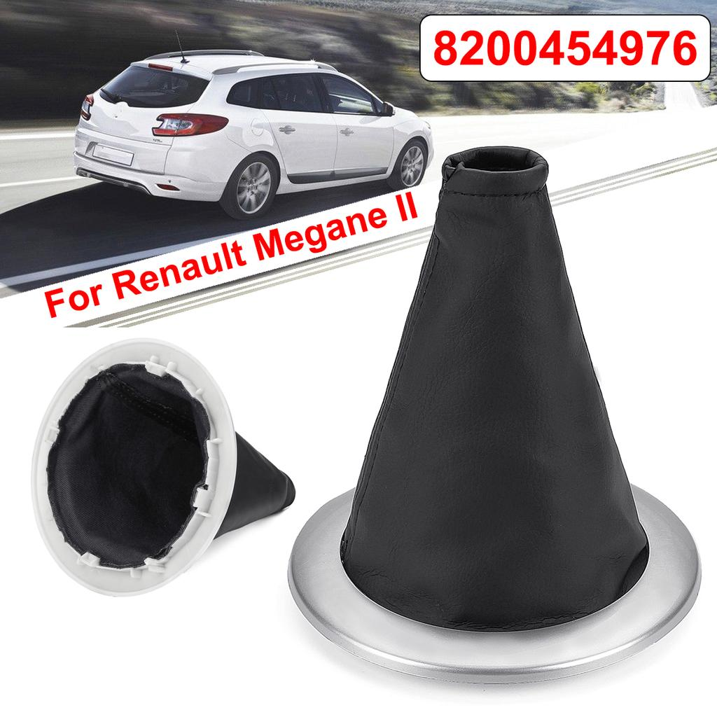 Buy Black Gear Shift Stick Gaiter Boot For Renault Megane Ii 2002 2008 8200454976 At Affordable Prices Free Shipping Real Reviews With Photos Joom
