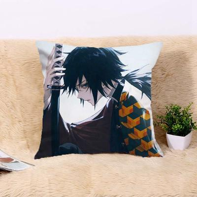 Anime My Hero Academia Polyester Peach Skin Pillow Case Home Costume QeOOd lskn