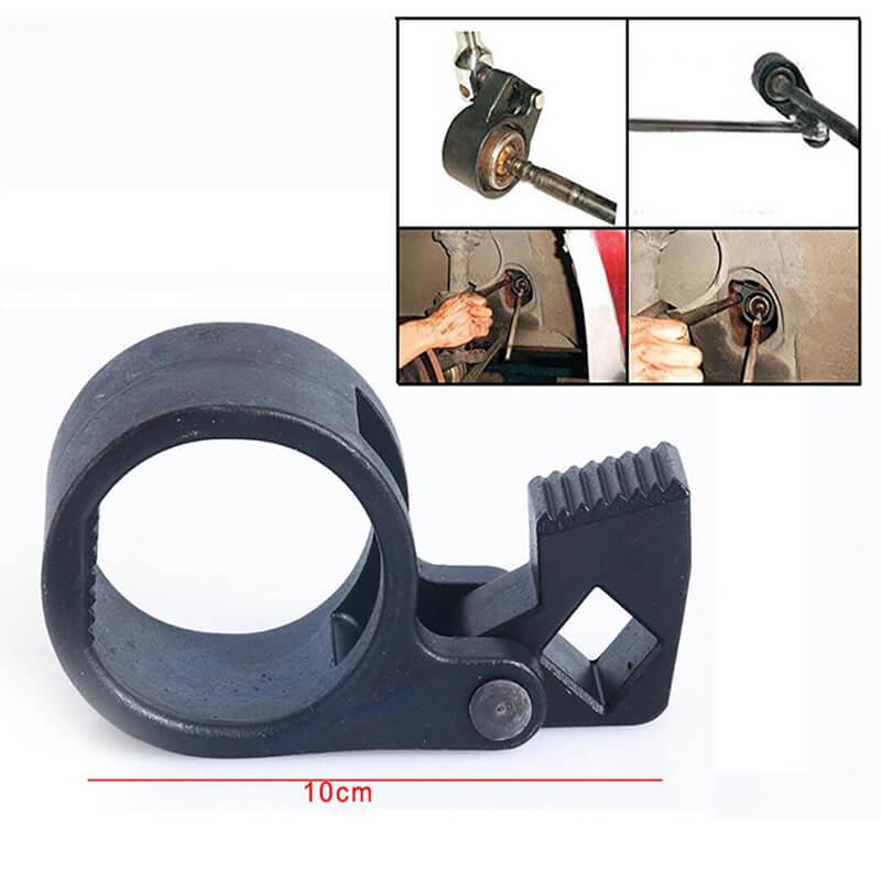 Universal Car Tie Rod End Remover,Keenso Tie Rod End Removal Wrench Tool SUV 27mm-42mm Black ABS