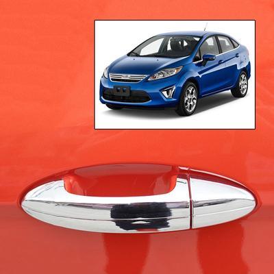 PORTA POSTERIORE Triangolo rifinitura LH lato passeggero si adatta Ford Fiesta MK4