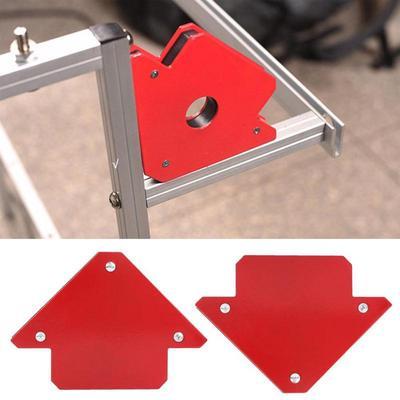 25//50//75Lb Magnétique Flèche de soudage pince de support pour 3 Angle ARC Soudeur Soudure Outil