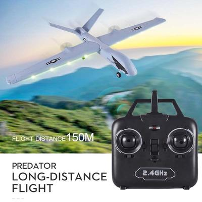 Flying Model Gliders 2 4G 2CH Predator Z51 Remote Control RC
