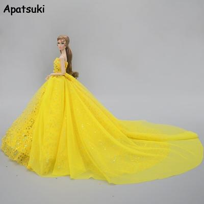 """Doll Wedding Dress Gown Party Clothes Leopard Fashion Outfit For 11.5/"""" 1//6 Dolls"""