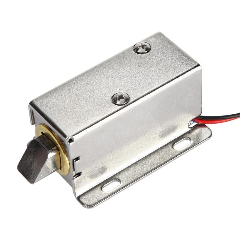 12 V Elektronische Push Lock Schrank Sicherheit Elektrische Garage Schloss