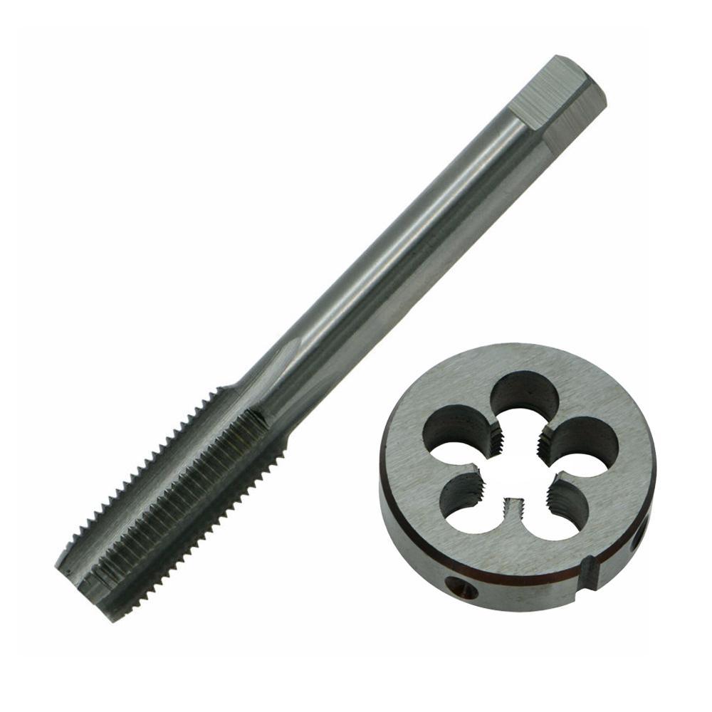 M10 x 1.25 mm Pitch HSS Left Hand Tap Useful Thread Tool Metric