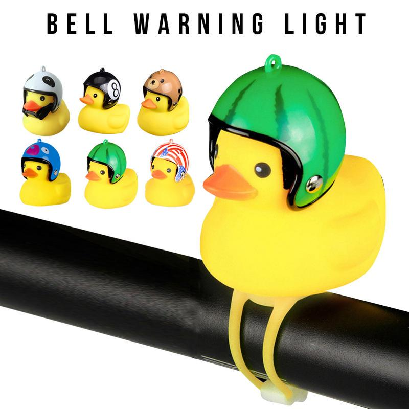 Cute Bicycle Alarm Bell Horn Warning Ring Riding Safety Bell