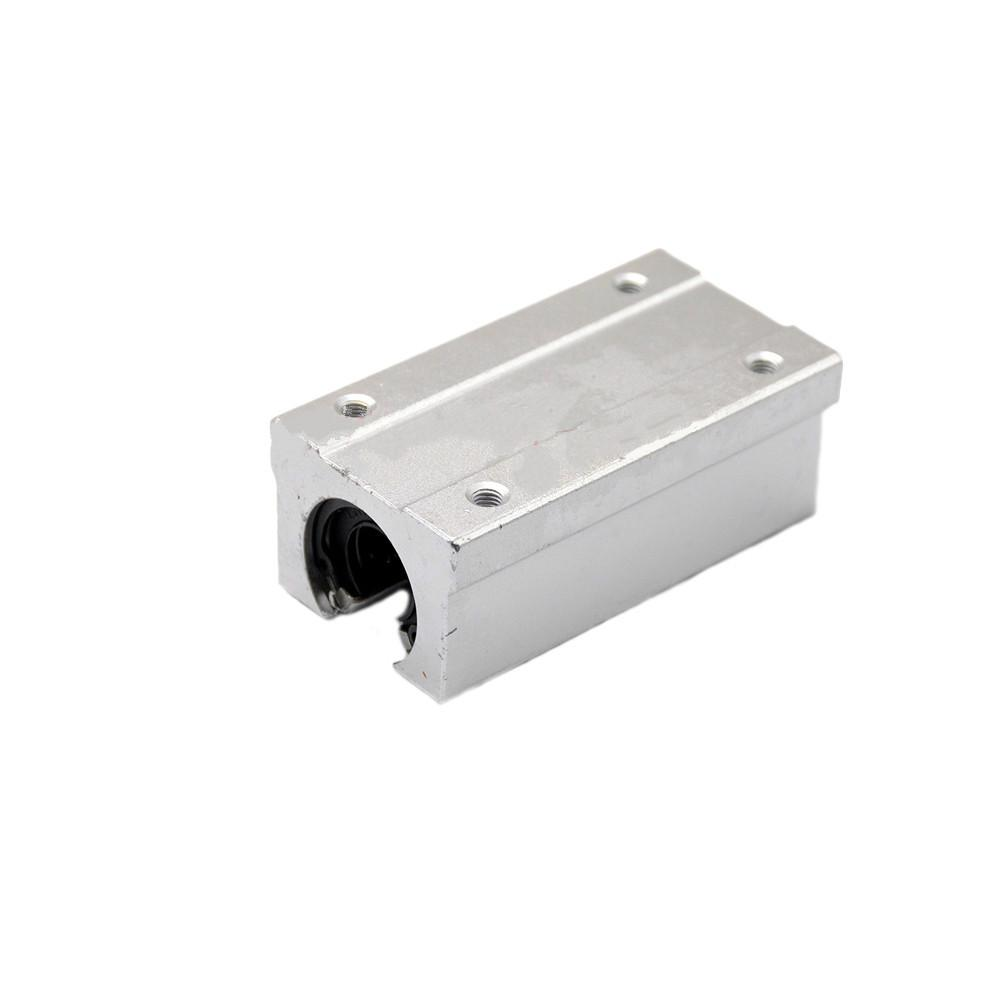 pack of 4 SBR16UU 16mm Open Linear Router Motion Ball Bearing Pillow Block