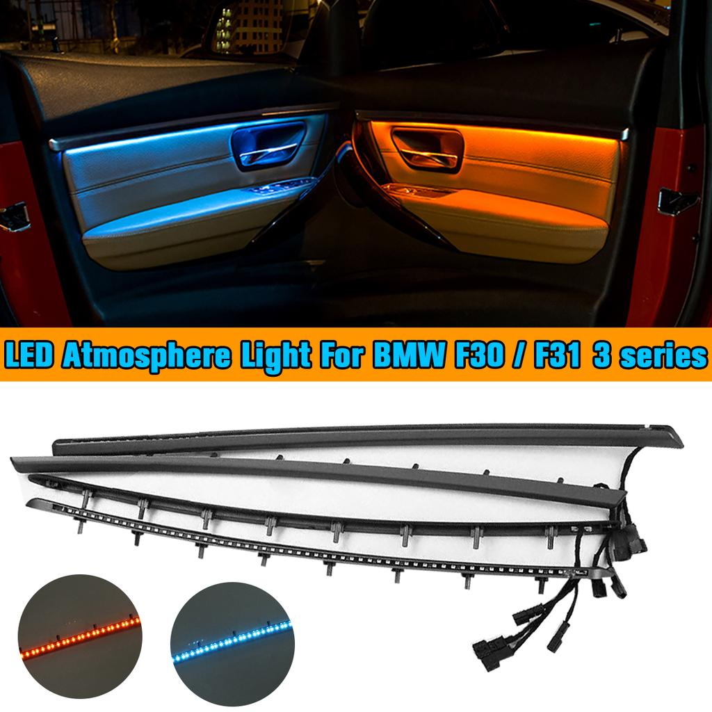 For Bmw 3 4 M3 M4 F30 F31 Retrofit Door Illuminated Led Ambient Atmosphere Light Buy At A Low Prices On Joom E Commerce Platform