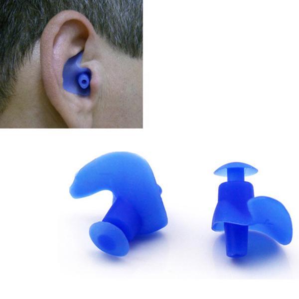 Водонепроницаемые затычки для ушей из силикона фото