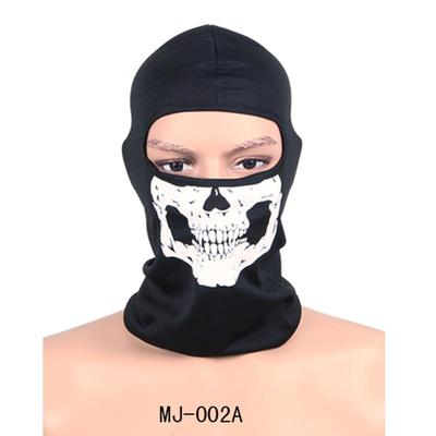 Hot Motorcycle Bike Full Face Mask Skull Balaclava Head Hood Neck Protector Cap
