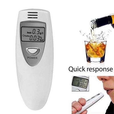 haute précision mini Alcool Testeur alcootest alcoomètre Alcotest sécurité outil