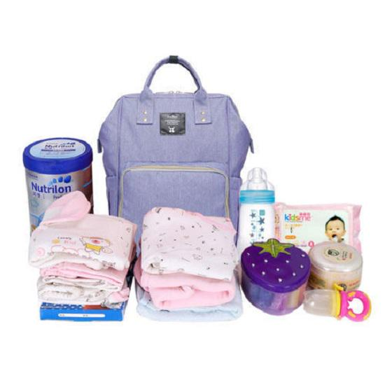 6ed47666adf56 NaiBei Mummy Maternity Nappy Diaper Bag Large Capacity Baby Bag Travel  Backpack-buy at a low prices on Joom e-commerce platform