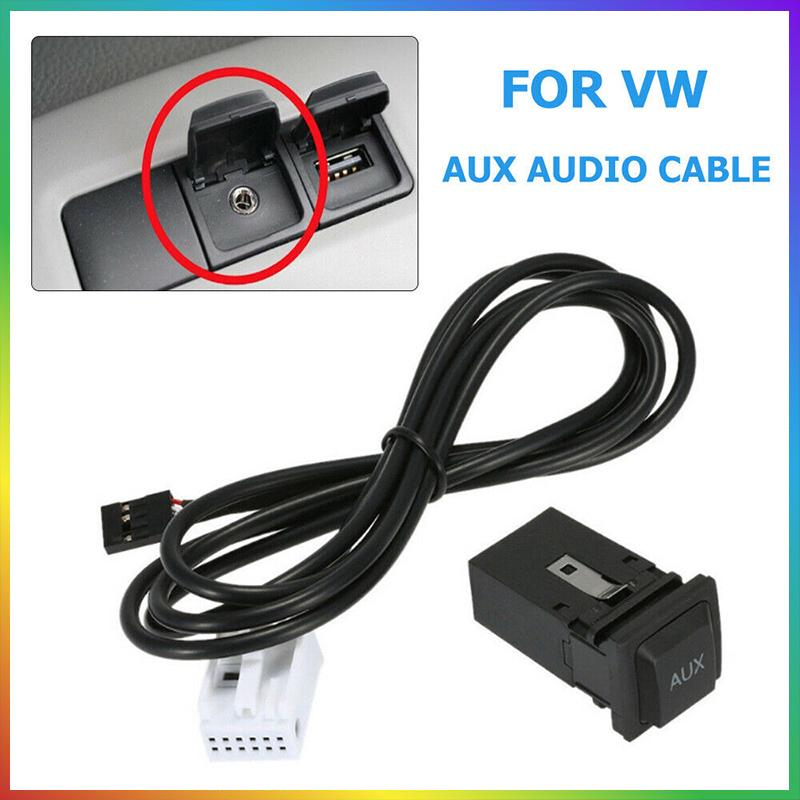 CLE EXTRACTEUR CABLE AUX MP3 VW JETTA RCD210 RCD310 RCD510
