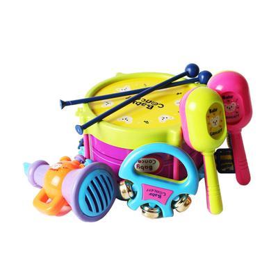 Kids Roll Drum Musical Instruments