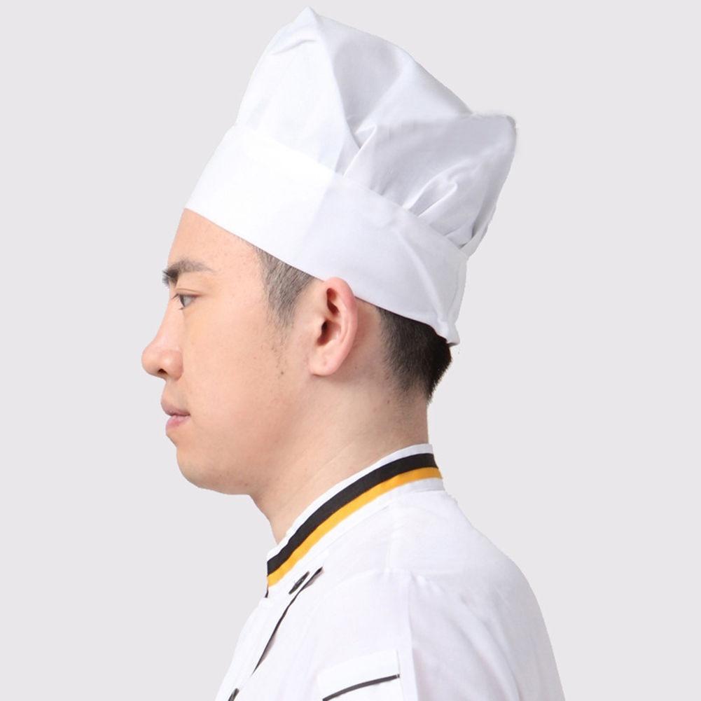 Panadero elástico adultos elástico BBQ cocina cocina traje casquillo ... 4e446543440