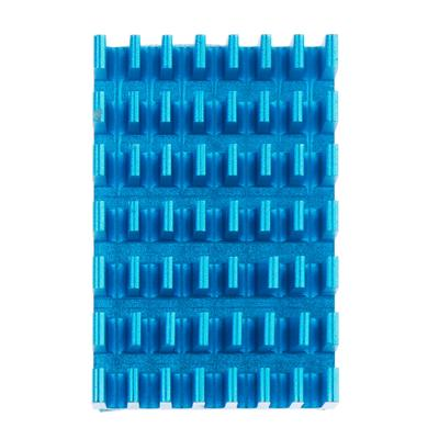 10pcs Blue Aluminum Stepper Motor Driver Heatsink Cooling Fins Cooler for 3D Printer
