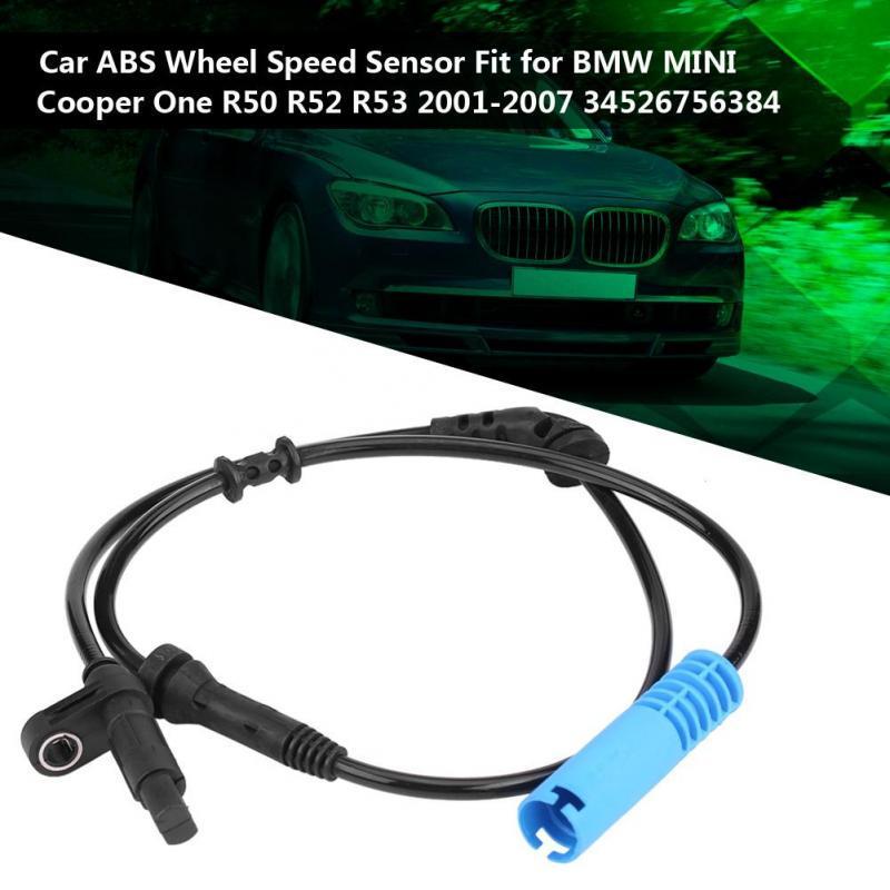 ABS Wheel Speed Sensor 34526756384 For BMW MINI ONE R50 R52 R53 2001-2007