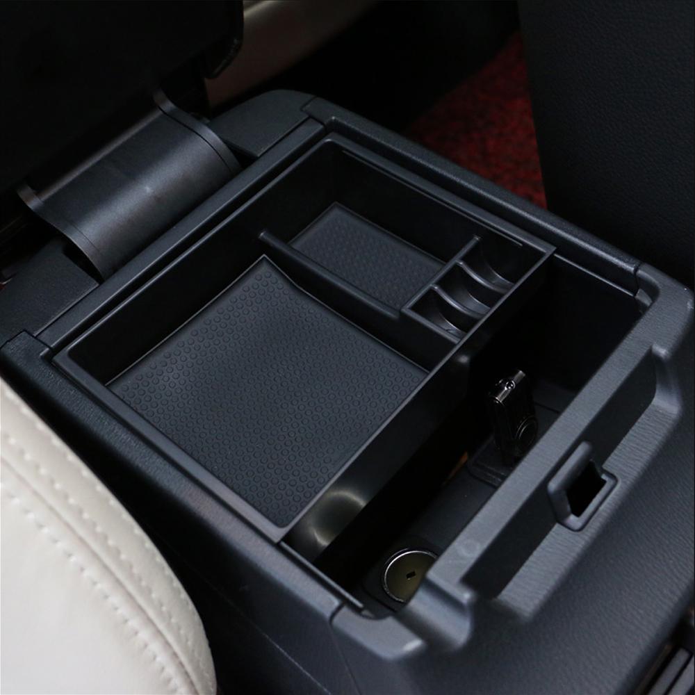 For Mazda 3 Mazda Axela 2014-2016 Inner Armrest Storage Box Organizer Case 1pcs