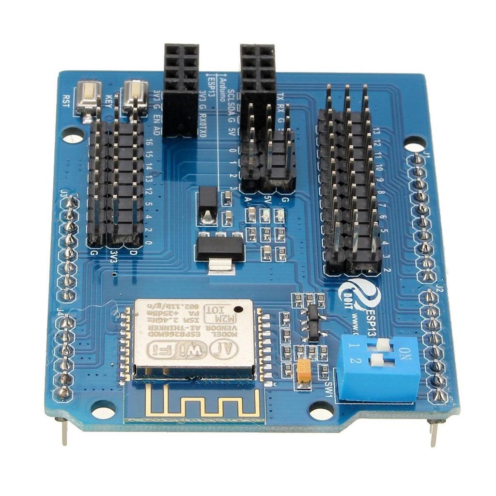 Details About Esp8266 Web Server Serial Wifi Shield Module Board For Arduino Projects Wireless Electronics You 1 Of 4