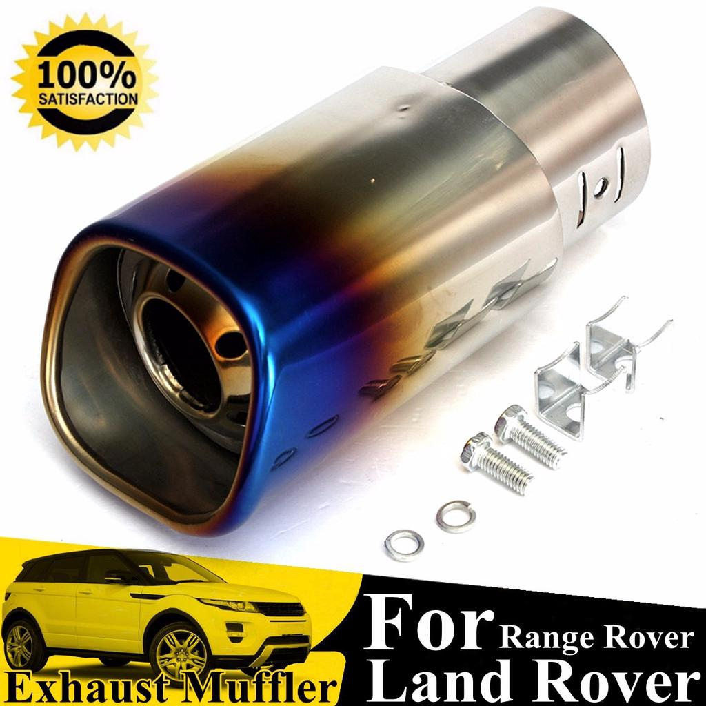 CHROME EXHAUST TAILPIPE TIP TRIM END FINISHER LAND ROVER FREELANDER