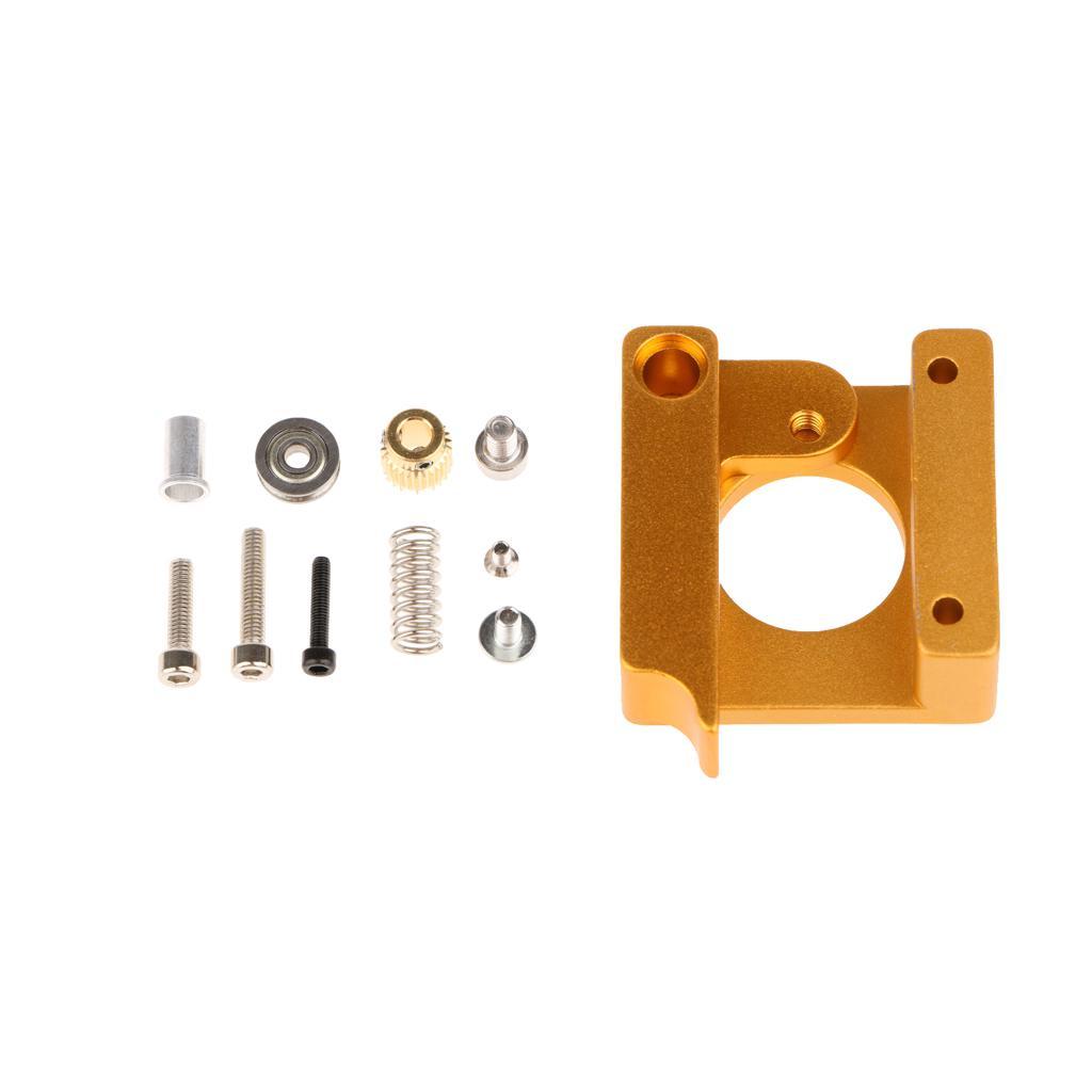 MagiDeal MK8 1.75mm Remote Extruder Kit For 3D Printer Makerbot Reprap Right