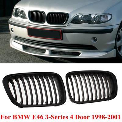 SEDAN Rear Outer Bumper Molding Trim RIGHT fits 1999-2001 BMW 3-Series E46