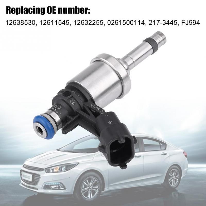 OEM Fuel Injector for 2008-2011 GM Cars /& Trucks 3.6 L 12638530 12611545 4pcs