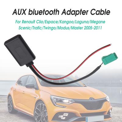 Car bluetooth 2 0/3 0/4 0 AUX Adapter Radio Cable For