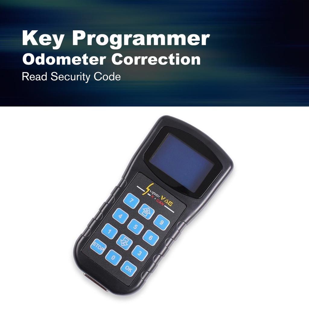 BET Super VAG K Can 4 8 Key Programmer Odometer Correction Diagnostic Code  Reader