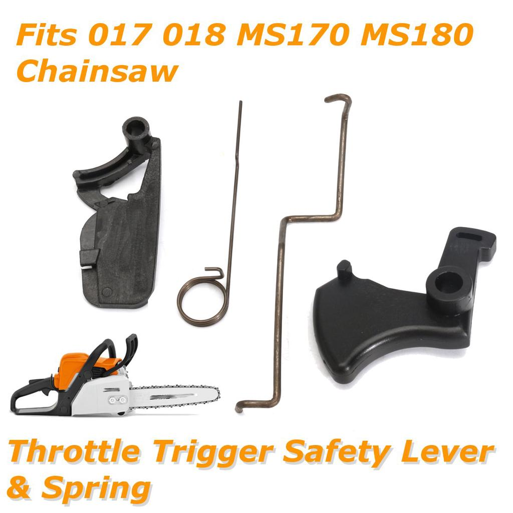 Mower Parts Replacement Handle Bar Fits for STIHL 017 018 MS170 MS180 Chainsaw