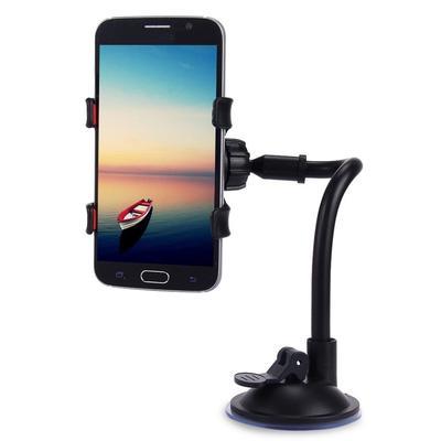 Anti-Slip 360 Car Phone GPS Holder Windscreen Dashboard Suction Mount 58-85mm...