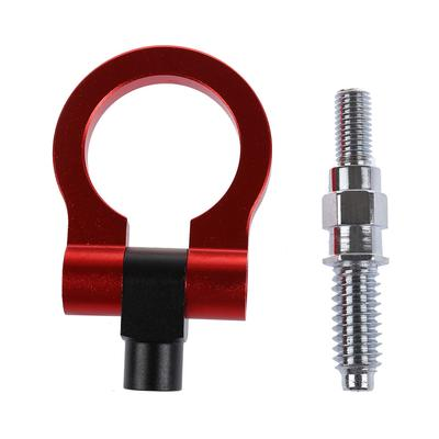 Racing Tow Towing Hook for Universal BMW Europe Car Auto Trailer Ring Design