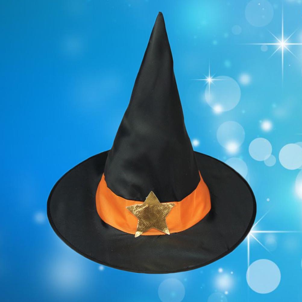 Fiesta mago creativo sombrero sombrero de bruja para Halloween ... 3b2f446581f