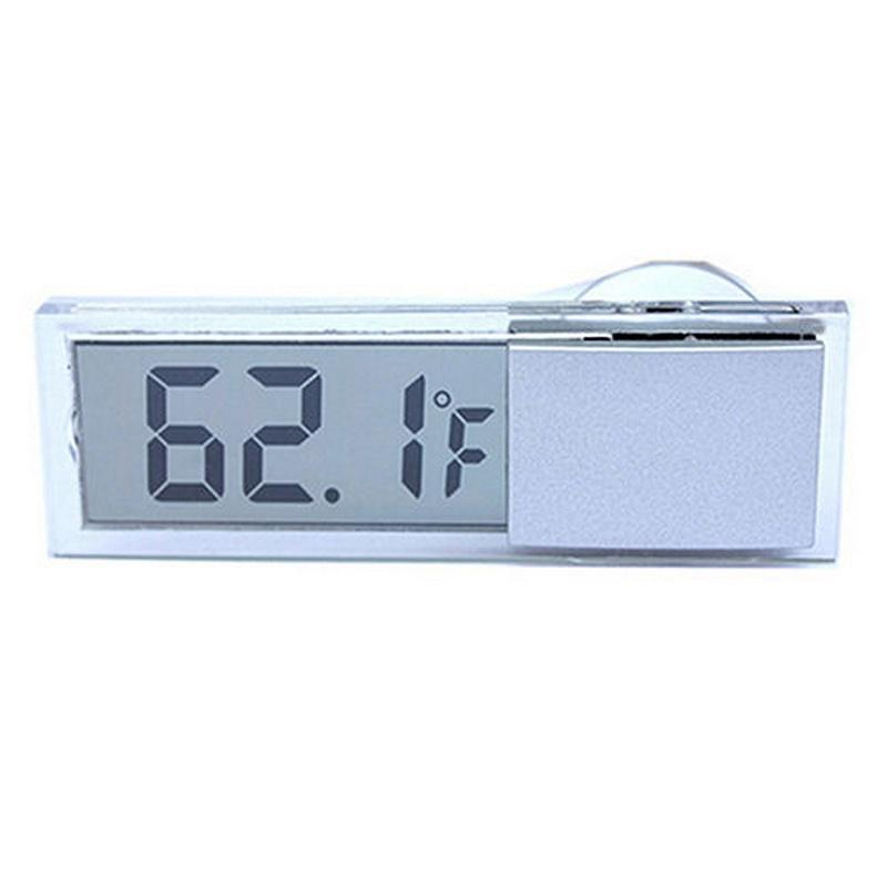 R SODIAL Stainless Steel Dail Thermometer for Refrigerator Fridge Freezer