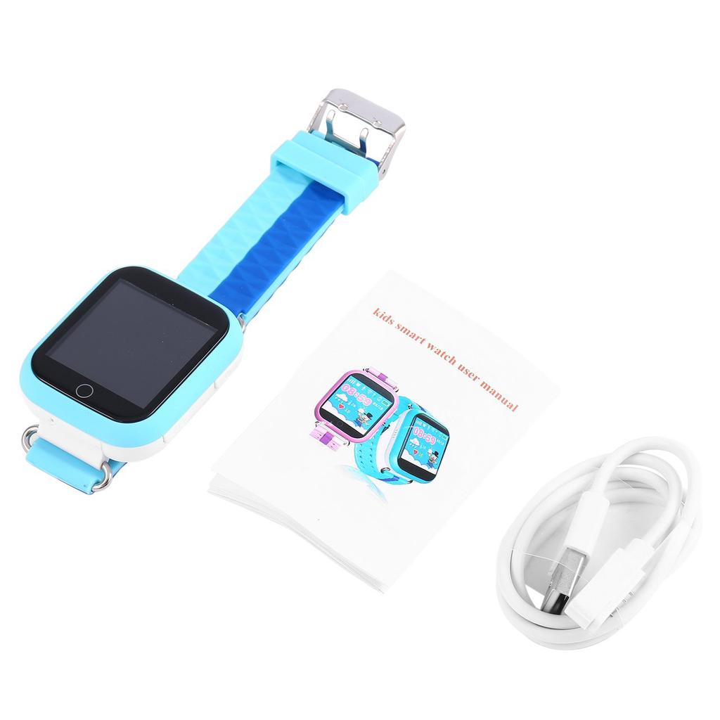 Smart watch kids smart watch sim wristband GPS tracker camera IPS touch  screen