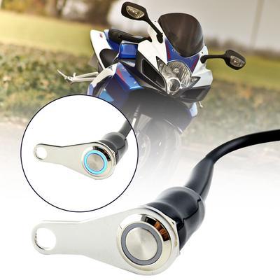Universal 5 in 1 Motorcycle Switch Control Handlebars Set 22mm Handlebar Headlight Hazard Brake Fog Light Horn On//Off Switch for Spotlight Scooter Electrombile Moped