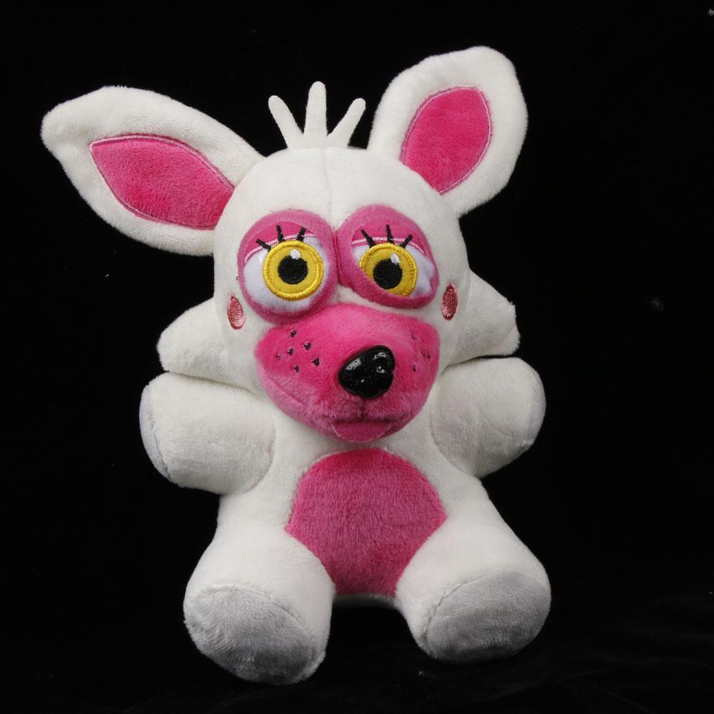 Koala Stuffed Animals Mini, New 18cm Collector Fnaf White Fox Five Nights At F Reddy S Plush Toys Mangle Doll Buy At A Low Prices On Joom E Commerce Platform