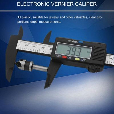 "1pc 12/"" 300MM Electronic Digital Vernier Caliper Micrometer Large LCD Display"