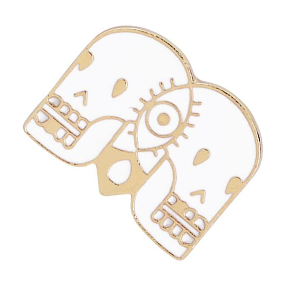 Funny Cartoon Lapel Pins Personalized Enamel Brooches for Hat Clothing and  Bag(C 1248)