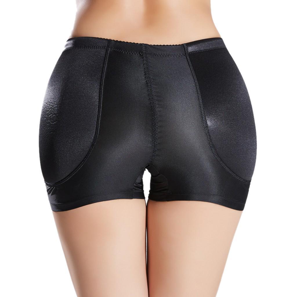 d9171b1291a Lingerie Panties Women interior Push Up Padded Fake Ass Underwear ...