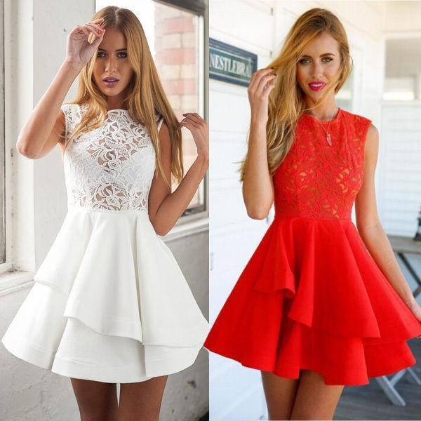 Купить в магазине платье короткое недорого
