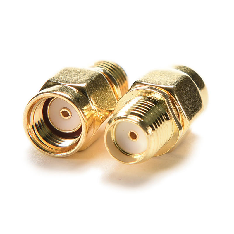 Rp Sma Male Plug To Sma Female Jack Straight Rf Coax Adapter Connector Convertor Tehco Buy From 2 On Joom E Commerce Platform