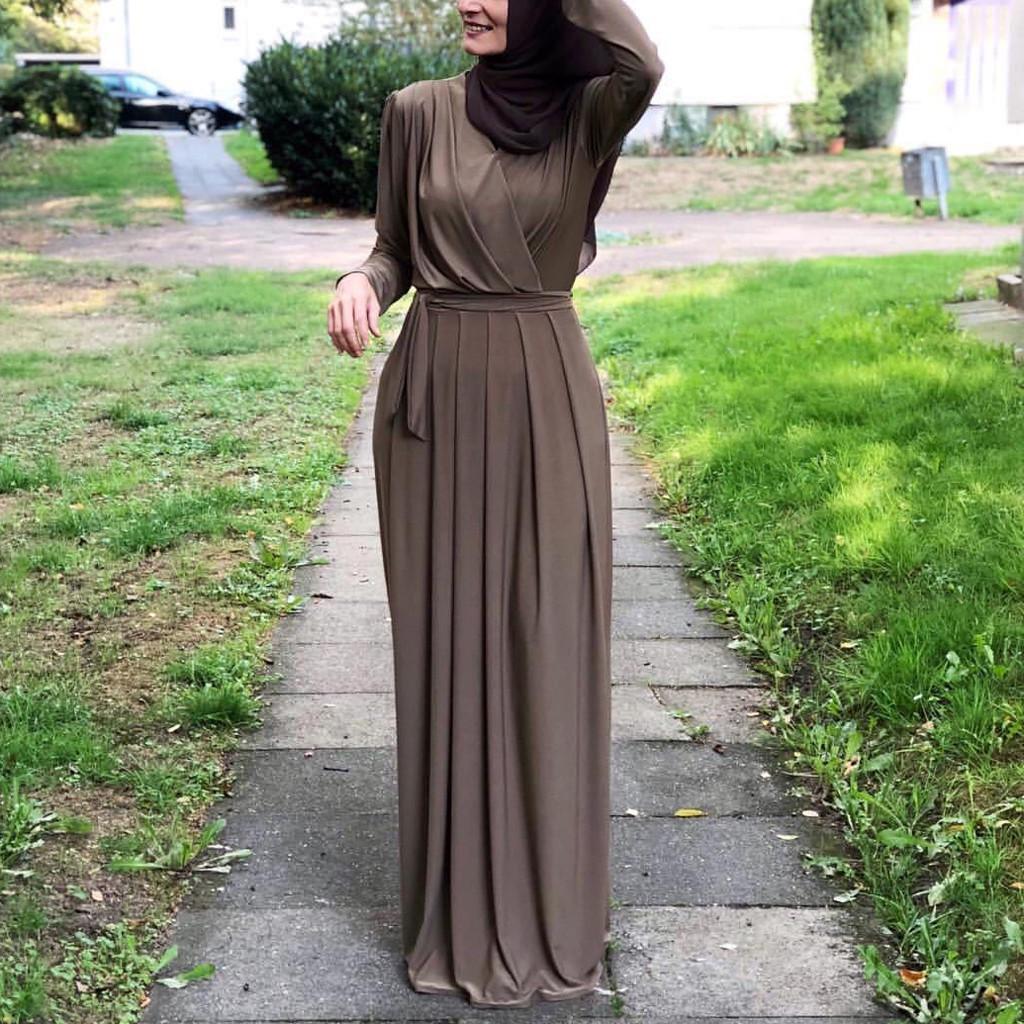 Details about  /Indian Women/'S Muslim Hijab Color Black Long Burqa Jilab Abaya Burqa Jilab Abaya