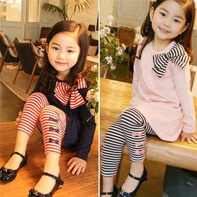 2PCS Toddler Kids Baby Girls Strap T shirt Tops Dot Shorts Pants Outfits Set