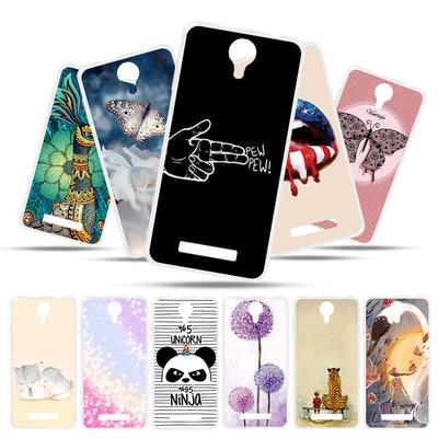 Soaptree Cases For Micromax Canvas Spark 2 Pro Q351 Case Cover Patterns Bag  Protectors b417c995e251