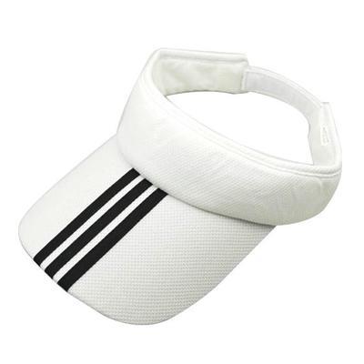 574cc8d5f4a Sports Tennis Golf Sun Visor Hat Hats Adjustable Plain Bright Color Men  Women White