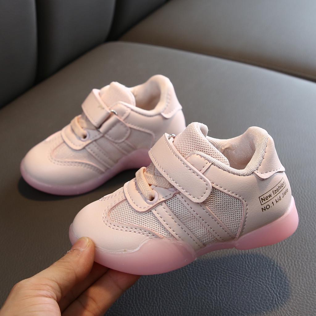 Sapatos Para Meninas Sneakers Infantil Menina Sapatos Recém nascidos Da Menina Do Bebê Sneakers Lantejoulas Sapatos Da Menina Da Criança Princesa
