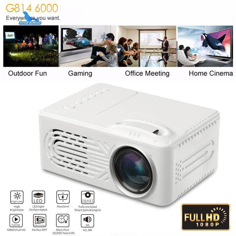 60-120 Inch 16:9 HD TV Projector Screen Cinema Home Theatre Outdoor Proj IFI