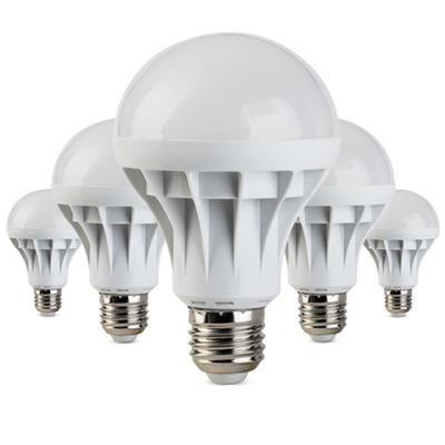 New E27 5W Led Candle Light Bulb Lampada Warm Cool White 220V